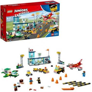 Lego Juniors Городской аэропорт 10764