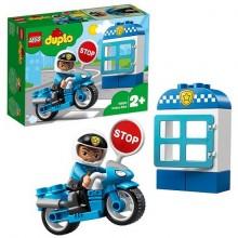 Lego Duplo Полицейский мотоцикл 10900