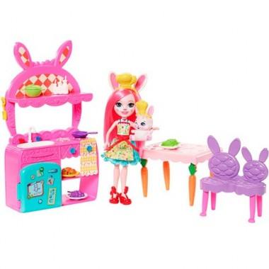 Mattel Enchantimals  FRH47 Сюжетные игровые наборы с Кролей
