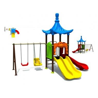 Детский игровой комплекс Волна