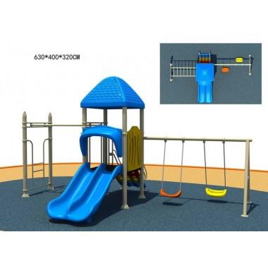 Детский спортивно-игровой комплекс Капитошка