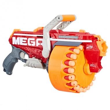 Hasbro Nerf E4217 Нерф бластер МЕГА Мегалодон