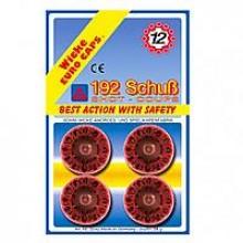 12-зарядные пистоны для игрушечных пистолетов 192 шт