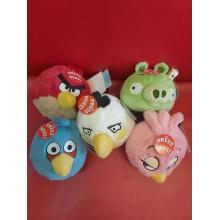 Игрушка Angry Birds плюшевая птичка 13 см
