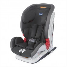 Автокресло Youniverse Fix Jet Black (9-36 kg) 12+, Chicco