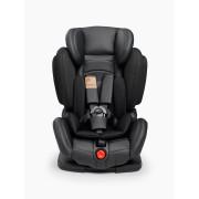"""Детское автомобильное кресло Happy Baby """"Mustang"""" jet black  01-28306"""