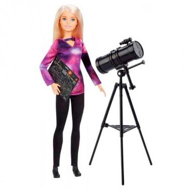 Mattel Barbie GDM47 Кукла Барби Астронавт