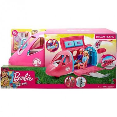 Барби Самолет мечты Mattel Barbie GDG76