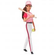 Barbie Олимпийская спортсменка Барби-Бейсболистка GJL77