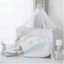 Комплект в кроватку Perina Джунгли (7 предметов)   01-04210
