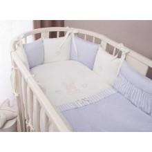 Комплект в кроватку Perina Неженка Oval (7 предметов ), в ассортименте   01-04212