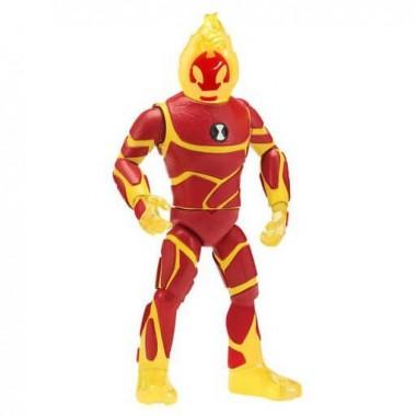 Ben 10 Фигурка Человек-огонь 16 см со светом и звуком