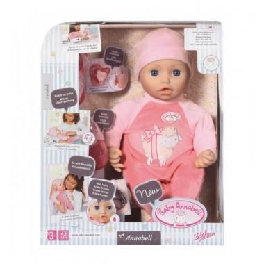 Baby Annabell Кукла многофункциональная, 43 см, Zapf Creation 702-628