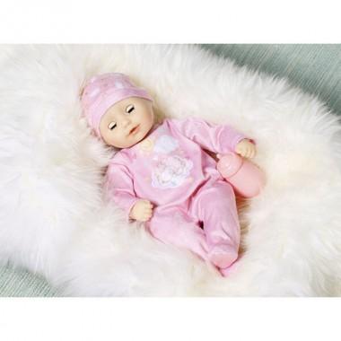 Zapf Creation my first Baby Annabell 701-836 Бэби Аннабель Кукла с бутылочкой, 30 см