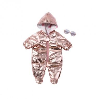 Zapf Creation Baby Annabell 701-959 Бэби Аннабель Одежда Зимний пуховик Делюкс