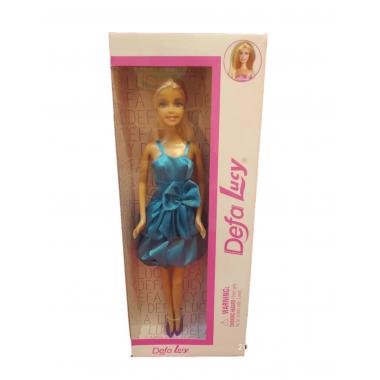 Кукла Люси, в вечернем платье