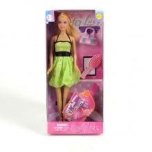 Кукла Defa Lucy в модном платье с аксессуарами