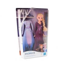 Hasbro Disney Princess E5500/E6907 ХОЛОДНОЕ СЕРДЦЕ 2 Эльза с доп. нарядом