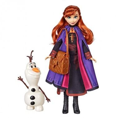 Hasbro Disney Princess E5496/E6661 ХОЛОДНОЕ СЕРДЦЕ 2 Анна с аксессуарами