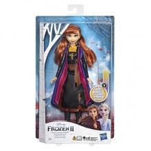 Кукла Анна в сверкающем платье Холодное сердце 2 Hasbro Disney Princess