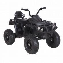 ZHEHUA: Электро-Квадроцикл 12V/7Ah, 35W*2, надувные колеса, Белый/WHITE