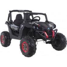RXL Багги 603 12V/7Ah*2;45W*4(муз,свет,надувные колеса,MicroSD) чёрный
