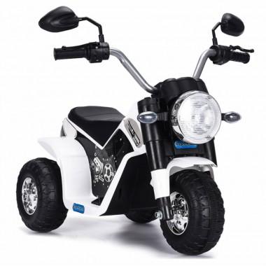 Электромотоцикл Zhehua 916 Белый/White
