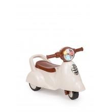 """Мотоцикл-каталка Happy Baby """"MOPPY"""" (beige )    00-98318"""