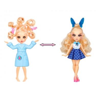 FailFix кукла для макияжа 2в1 Преппипош Фейл Фикс