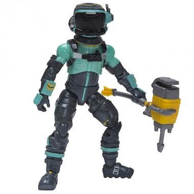 Fortnite FNT0075 Фигурка Toxic Trooper с аксессуарами