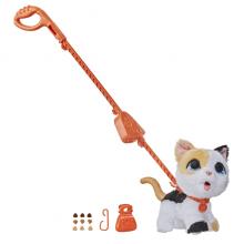 Котёнок на поводке FurReal Friends E8898