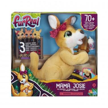 FurReal Friends Кенгуру Джози и ее малыши