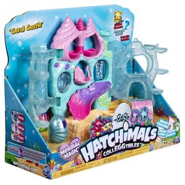 """Hatchimals 6045505 Хэтчималс игровой набор """"Коралловый дворец"""""""