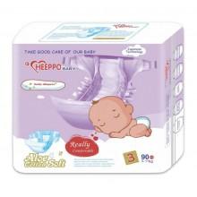Подгузники детские Heeppo Baby №3 5-11 кг (90шт.)