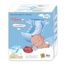 Подгузники детские Heeppo Baby №4 9-14 кг (80шт.)