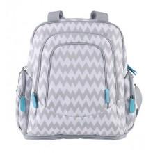 Сумка-рюкзак для мамы 3 отделения+доп.секция Konig Kids