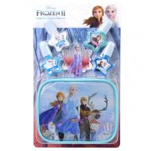 Markwins 1599006E Frozen Игровой набор детской декоративной косметики для ногтей на блистере