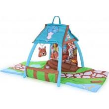 Игровой развивающий коврик Lorelli Little House