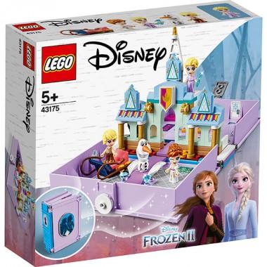 LEGO Disney Princess Книга сказочных приключений Анны и Эльзы