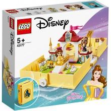 LEGO Disney Princess Конструктор ЛЕГО Принцессы Дисней Книга сказочных приключений Белль  43177
