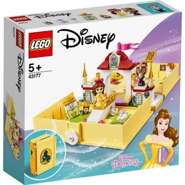LEGO Disney Princess Конструктор ЛЕГО Принцессы Дисней Книга сказочных приключений Белль