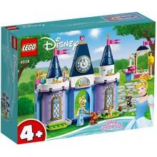 LEGO Disney Princess Конструктор ЛЕГО Принцессы Дисней Праздник в замке Золушки 43178