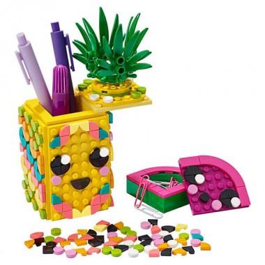 "LEGO DOTs Подставка для карандашей ""Ананас"""
