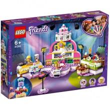 LEGO Friends  Конструктор ЛЕГО Подружки Соревнование кондитеров 41393