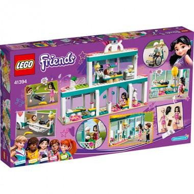 LEGO Friends Конструктор ЛЕГО Подружки Городская больница Хартлейк