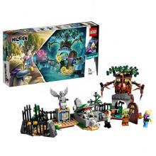 LEGO Hidden Side 70420 Конструктор ЛЕГО Загадка старого кладбища