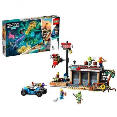 LEGO Hidden Side 70422 Конструктор ЛЕГО Нападение на закусочную