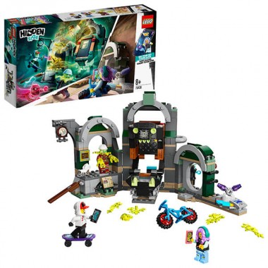 LEGO Hidden Side Метро Ньюбери