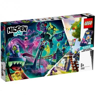 LEGO Hidden Side 70432 Конструктор ЛЕГО Призрачная ярмарка