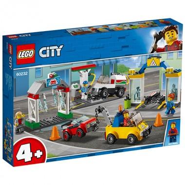 Сити LEGO City Автостоянка 60232